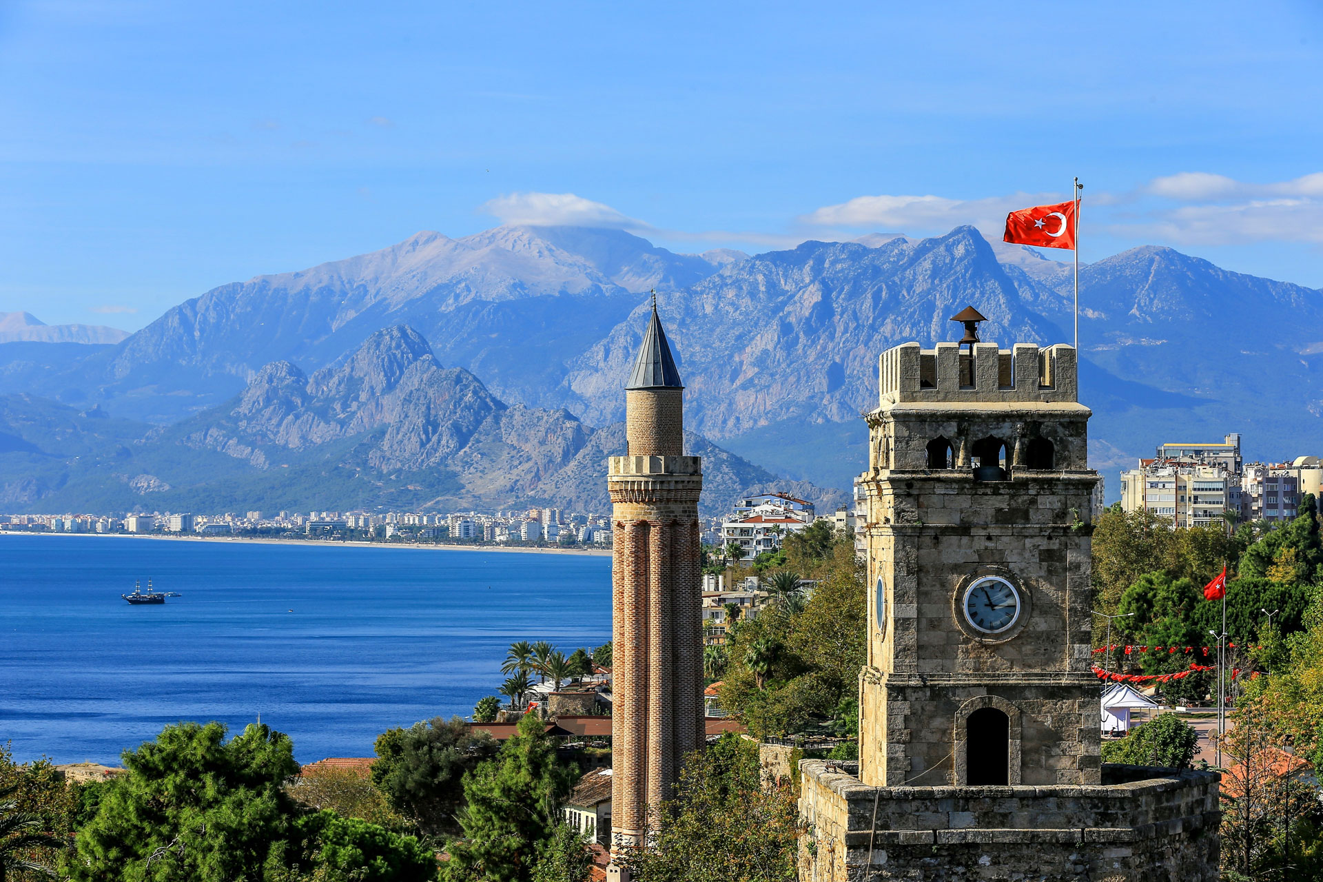 KURBAN BAYRAMINDA ANTALYA -ALANYA-KEMER  GÖLLER YÖRESİ TURU