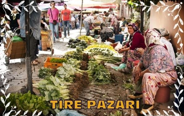 TİRE SALI PAZARI TURU